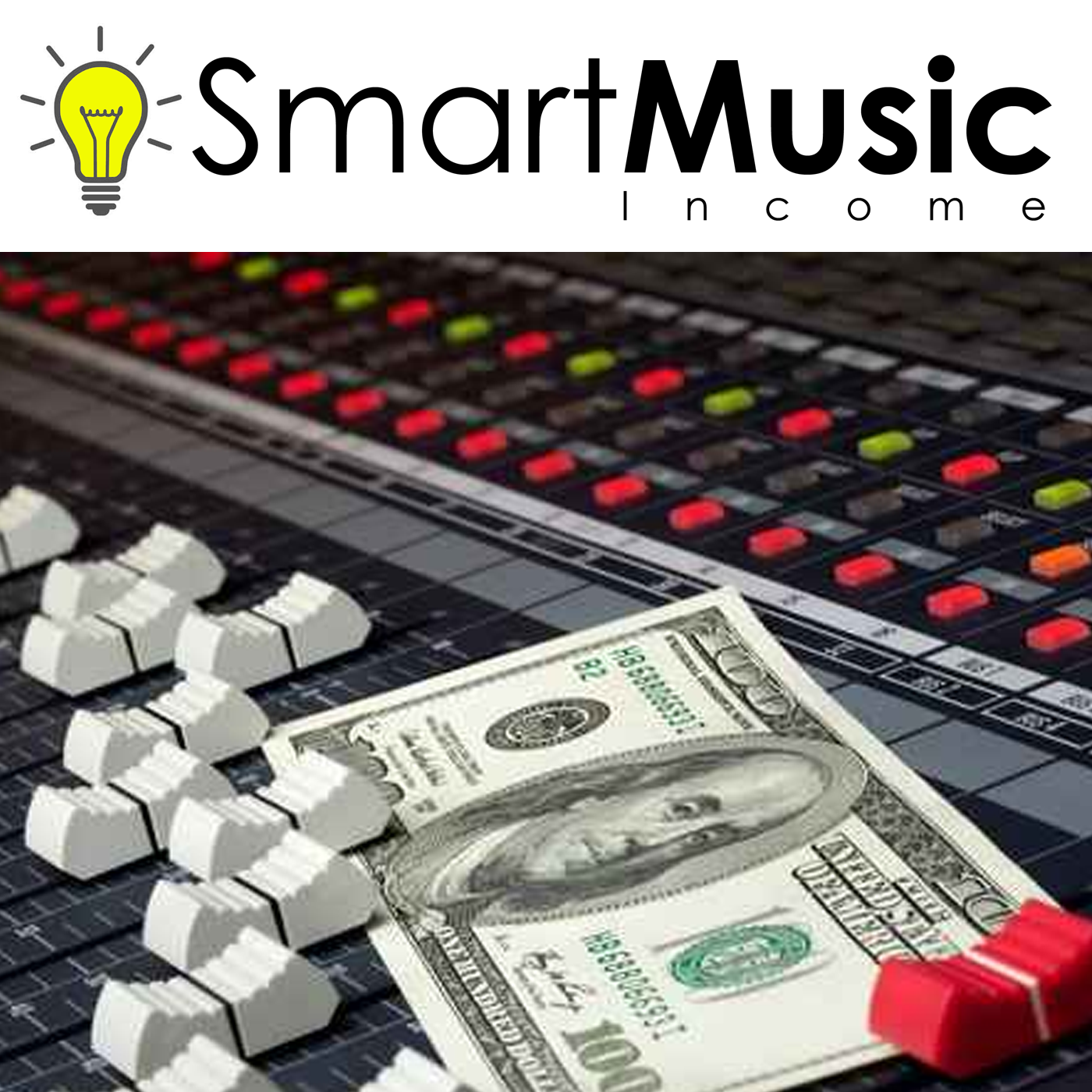 Smart Music Income Podcast - Earn Money Through Royalty Free Music Licensing